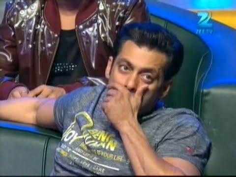 Salman Khan Gets Emotional On Dance India Dance video