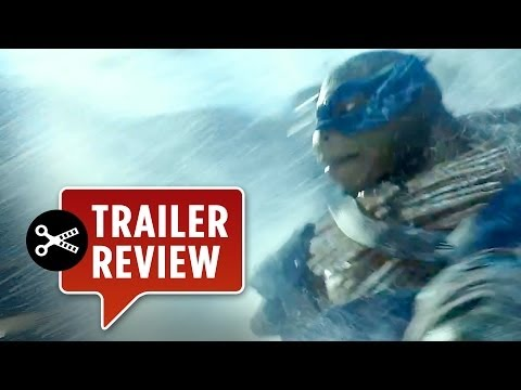 Instant Trailer Review: Teenage Mutant Ninja Turtles (2014) - Megan Fox, Will Arnett Movie HD