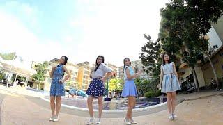 [Q-Genz 巧千金] 鸿运当头 舞蹈版 -- 春风得意 2017 (Official Video)