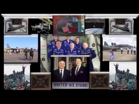 GORBACHEV & REAGAN SPACE STATION BENEFIT 2014