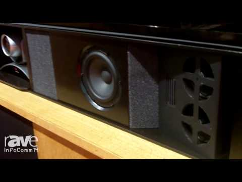 InfoComm 2014: Innovox Audio Features FLEX Products Including FLEX Synergy Module