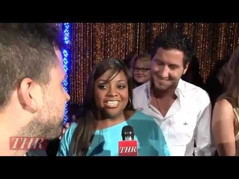 Sherri Shepherd and Val Chmerkovskiy DWTS Season 14