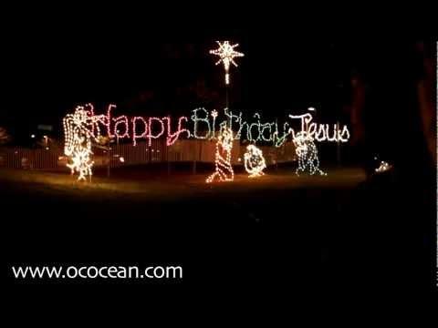 Winterfest Of Lights - Town Of Ocean City 2011
