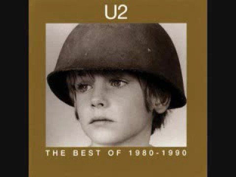 U2 The Best of 1980-1990: New Year's Day