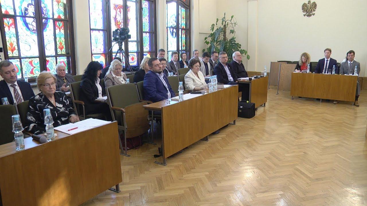 II sesja Rady Miejskiej, część I