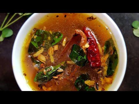 Ambula Charu | Dry mango Charu | Behrampur style ambula charu or rasam