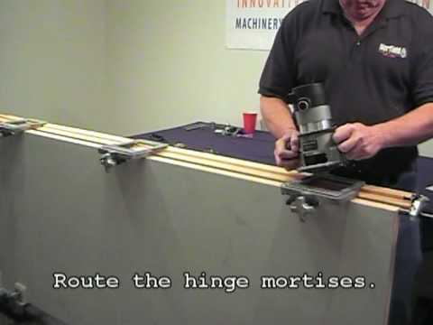 Masterline Hingemaster Norfield S Innovative Door Pre