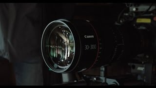 "Behind the Scene of Shooting ""The Calling"" with Canon EOS C700 (CanonOfficial)"