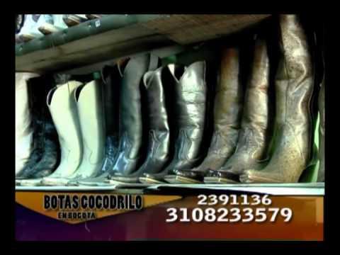 BOTAS COCODRILO - TEXANAS - SOMBREROS