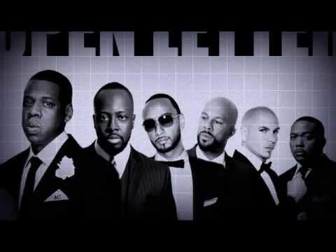 Open Letter Remix - Jay-z , Wyclef Jean, Swizz Beatz, Common, Pitbull, & Timbaland