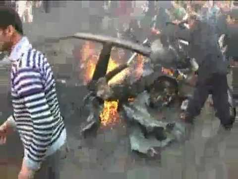 Nov 16, 2012 Gaza_Israeli air strike kills Hamas military leader.mp4