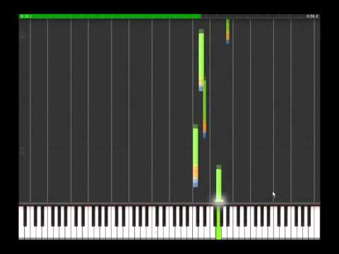 Synthesia Lugias Song My Flute Version [Meine Flöten Version]