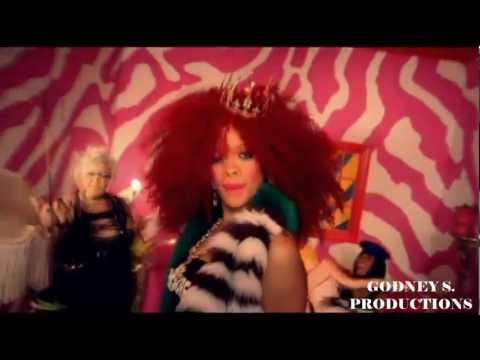 Rihanna Ft. Britney Spears - S&M (Music Video)