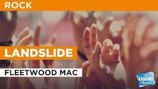 Landslide In The Style Of Fleetwood Mac Karaoke