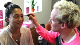 Jamie Laing Does Our Make Up | Boyfriend Tag