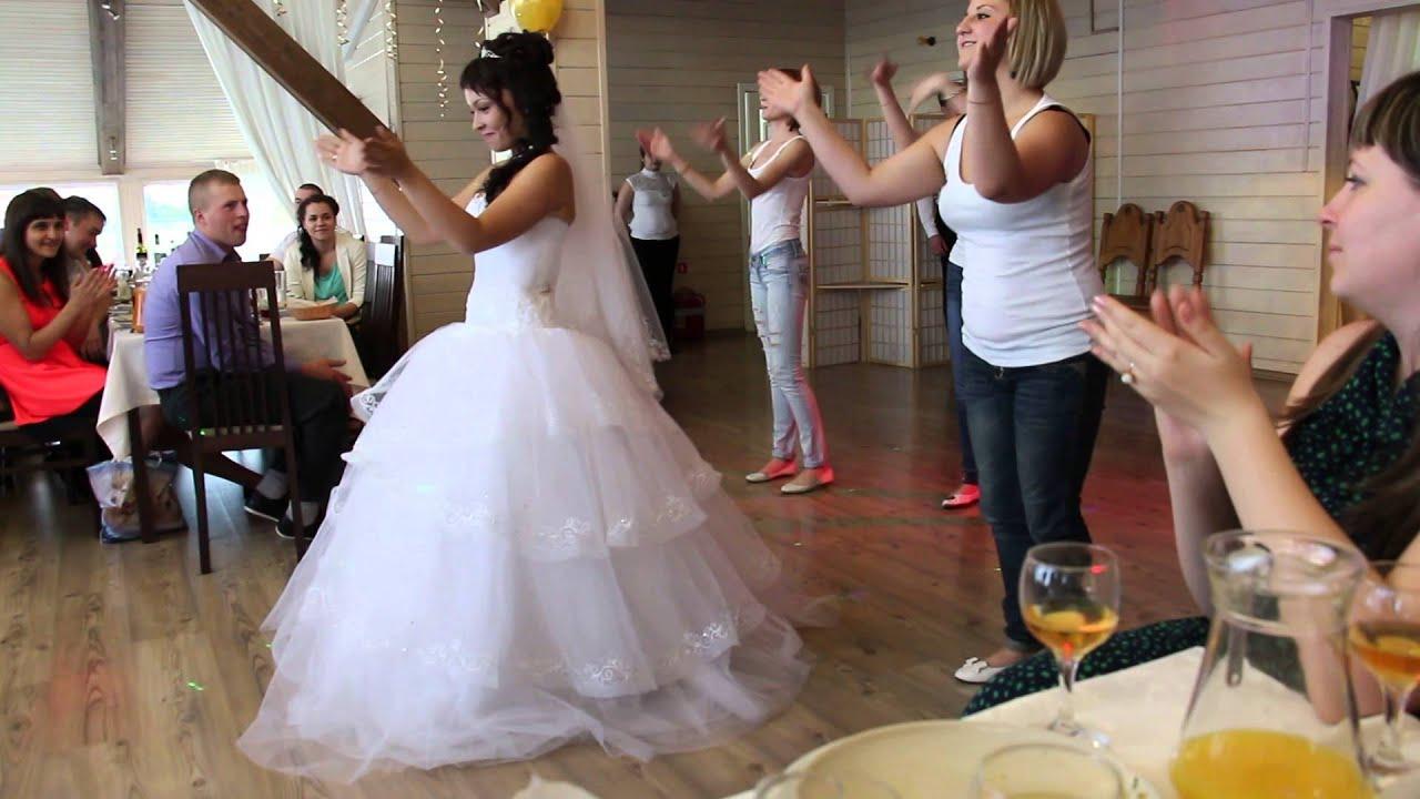 Подарок жениху от невесты на свадьбе танец с подружками невесты