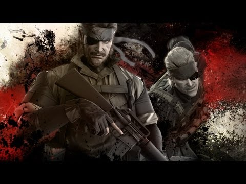 Metal Gear Solid: Snake's Favorite Memories