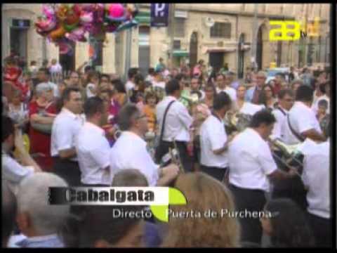 Almería Noticias Canal 28 La Cabalgata de la Feria de Almería la ilusión de los peques
