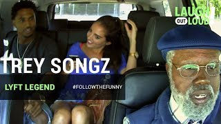 Trey Songz and Donald Mac | Kevin Hart: Lyft Legend | LOL Network