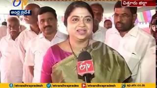 Margadarsi MD Sailaja Kiron Celebrate Bhogi | at Kambalapalli | Chittoor