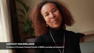Impact Training Ethiopia - a small impression