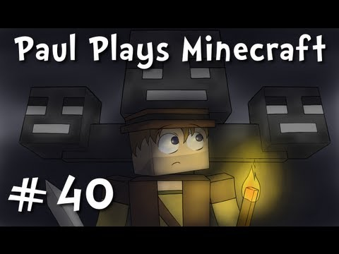 "Paul Plays Minecraft - E40 ""Beach of Many Dungeons"" (Solo Survival Adventure)"
