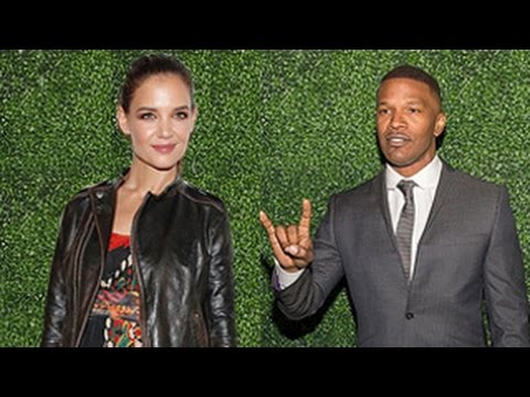 SHOCKING! Katie Holmes & Jamie Foxx Three Months Pregnant With Baby Girl (Report)