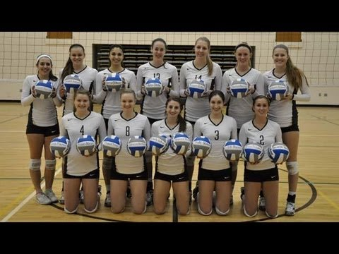 Volleyball travels across the globe to play in China