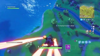 Fortnite, lots of death. Mainly mine.