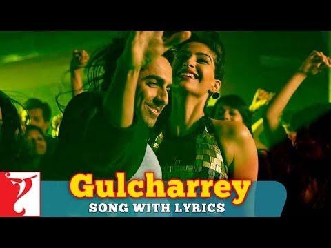 Gulcharrey Song with Lyrics -  Bewakoofiyaan