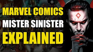 Comics Explained: Mister Sinister