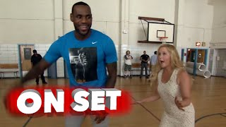 Trainwreck: LeBron James Exclusive Behind the Scenes Featurette
