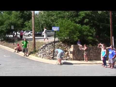 2011 Urban Skins Disc Golf Asheville Nc Part 2