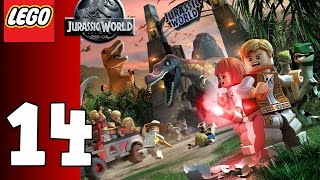 LEGO Jurassic World Gameplay Español Parte 14 - 1080p
