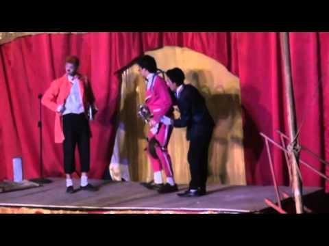 Diversión en  circos feria don Rua 2013