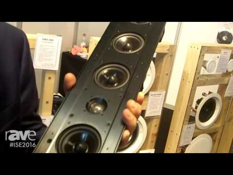 ISE 2016: Earthquake Sound Introduces the EWS-LA-63 In-Wall Speaker