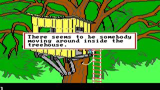 "Let's Play ""King's Quest III"" Part 04 - Oh Those Nasty Bandits"