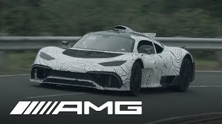 Mercedes-AMG Project ONE will become Mercedes-AMG ONE