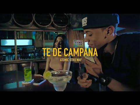 Atomic Otro Way - Te De Campana. Official video HD