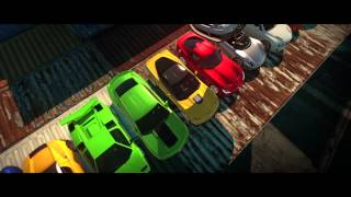 Need For Speed Most Wanted : Trailer Multijoueur
