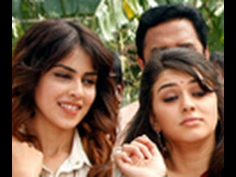No fight or Competition with Hansika: Genelia