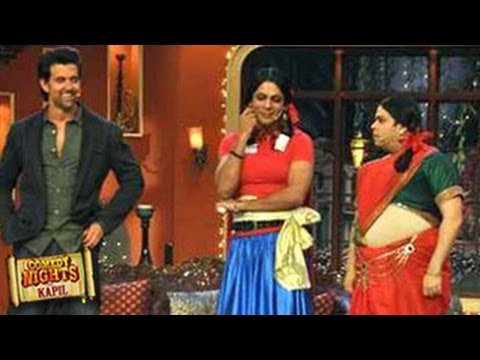COMEDY NIGHTS WITH KAPIL Hrithik Roshan Special 3rd November 2013 Episode