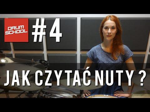 Drum School # 4 – Jak Czytać Nuty Perkusyjne? Cz.1 | Lekcje Gry Na Perkusji - Drum Lessons (eng Sub)
