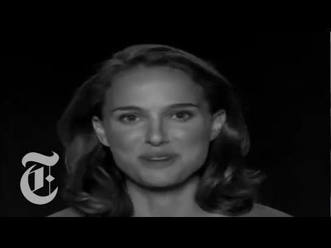 Thumb Natalie Portman entrevistada por el NYTimes en blanco y negro
