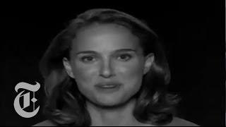 Thumb Natalie Portman entrevistada por el NYTimes en blanco y negro