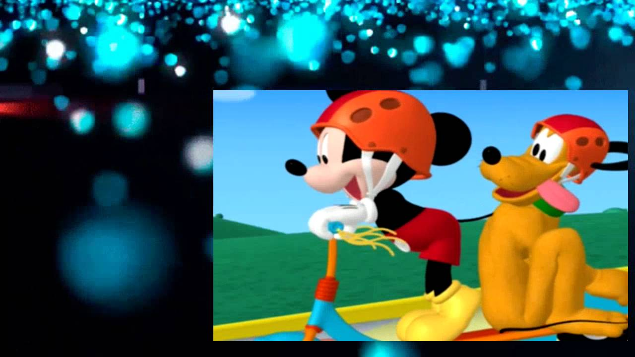 Mickey mouse clubhouse plutos ball