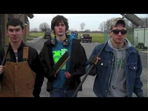 Ag Shop (parody of Thrift Shop) Oak Harbor FFA