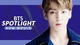 How Would BTS sing 'SPOTLIGHT' by Monsta X | LINE DISTRIBUTION