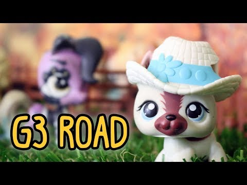 "LITTLEST PET SHOP ORIGINAL SONG ""G3 Road"""