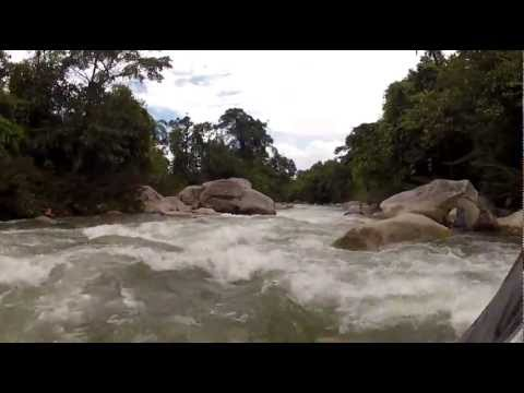 Ecuador Whitewater Kayaking Tena Highlights